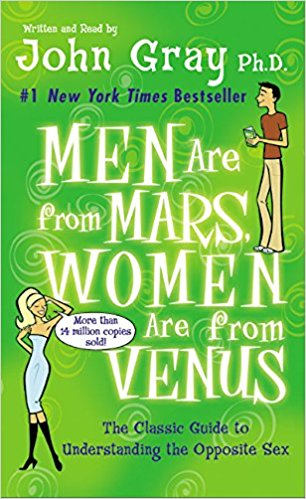 7a07418194e3e8 Book review  MEN ARE FROM MARS